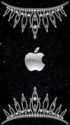 *✿**✿*W.PHONE*✿**✿* Apple Logo Wallpaper Iphone, Free Iphone Wallpaper, Wallpaper Backgrounds, Iphone Wallpapers, Future Wallpaper, Bling Wallpaper, Apple Iphone, Apple Picture, Phone Logo