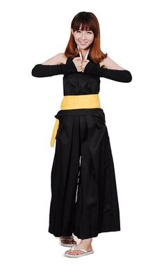 Cuterole Women's Japanese Anime Bleach Soi Fon Cosplay Costume -- Click image to review more details.