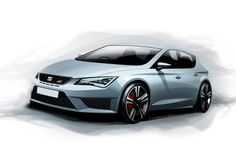 Seat Details the New Leon Cupra