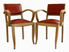 5 French Art Deco Bridge Chairs (will separate)