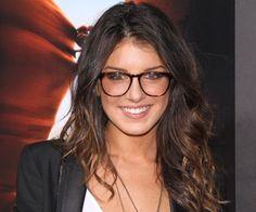 Shenae Grimes     Celebrities wearing Glasses #glasses
