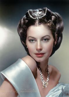 Ava Gardner Learn more about Joseff s role in the Golden Age of Hollywood at Hollywood Stars, Hollywood Icons, Old Hollywood Glamour, Golden Age Of Hollywood, Vintage Glamour, Vintage Hollywood, Vintage Beauty, Hollywood Actresses, Classic Hollywood