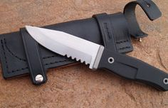 Potentially the most perfect thing made by human hands... Rob Bailey's S4 knife.