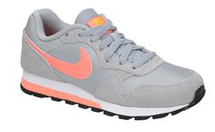 newest cd148 1ffc2 Nike MD RUNNER 2 grijze lage sneakers