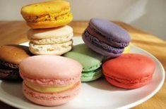 Η γλυκιά Συνταγή της Ημέρας: Υπέροχα μακαρόν (macarons)! | Kozani Media