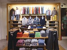visual merchandising power wall - Google Search