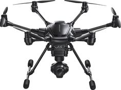 Yuneec - Typhoon H Hexacopter Pro with Intel® RealSense™ Technology - Black, YUNTYHBRUS