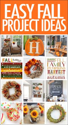Sharing some of our favorite Fall posts from the past couple years. From wreaths to room makeovers, centerpieces to printables… we have it all!!