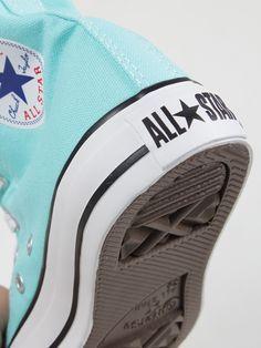 Boty Converse Trampki Chuck Taylor All Star Hi (aruba blue) ba76a8d715a