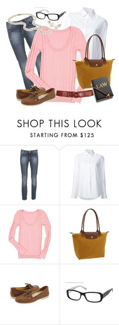 """""""Dress like a German law student"""" by velvy ❤ liked on Polyvore featuring Topshop, Misha Nonoo, Alloy Apparel, Longchamp, Timberland, CO and Chanel"""