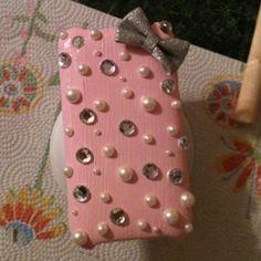 Homemade phone case!
