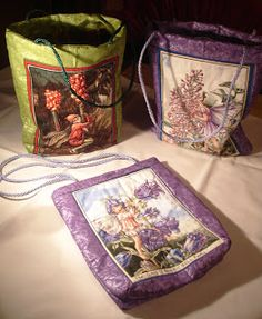 Random Distractions: Win a fairy bag kit