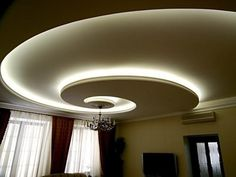 9 Simple and Modern Tricks: False Ceiling Design With Chandelier false ceiling living room stairs.False Ceiling Gypsum Types Of false ceiling design for shop.False Ceiling With Fan Dining Rooms. House Ceiling Design, Ceiling Design Living Room, Bedroom False Ceiling Design, Ceiling Light Design, Home Ceiling, Modern Ceiling, Ceiling Lights, Ceiling Ideas, Lighting Design