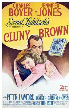 Cluny Brown.