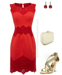 Karen Millen dress  Swarovski earrings  Reiss clutch   Badgley Mischka shoes