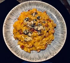 risotto recipes, butternup squash risotto recipe, blue cheese risotto, blue cheese and butternut squash risotto, how to make risotto with soup, london food blogger