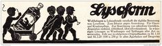 Original-Werbung/ Anzeige 1927 - LYSOFORM - ca. 170 x 45 mm
