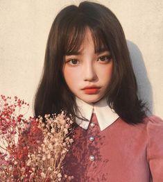 """si fueras idol"" in 2020 Korean Makeup Look, Korean Beauty, Asian Beauty, Ulzzang Korean Girl, Cute Korean Girl, Asian Girl, Uzzlang Girl, Girl Face, Woman Face"