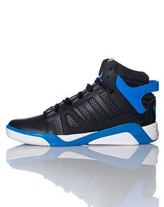 Adidas - Lqc- Basketball Mens Shoes In Black/Black/Pool - http: