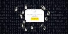 Inspiration : 30 pages 404 originales et créatives - inspiration-webdesign