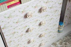 Faça você mesma: reforma de móveis com tecido adesivo #diy #reforma #façavocêmesma