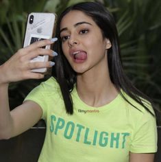 BuzzzFly presenting the Biography of Student of the year 2 lead actress Ananya Pandey. Ananya Pandey lifestyle, Ananya Pandey biography, student of the year . Bollywood Photos, Bollywood Girls, Bollywood Stars, Bollywood Celebrities, Beautiful Bollywood Actress, Beautiful Indian Actress, Beautiful Actresses, Beautiful Women, Beauty Full Girl