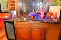 Moroccan style: Candy Buffet