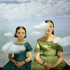 cloud sisters ~ maggie taylor