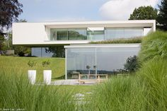 Villa in Belgium by Bruno Erpicum architect