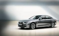 BMW 5 Series – Best Executive WOW Women's Car of the Year Awards