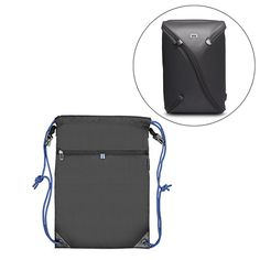Sale 14% (12.79$) - NIID-UNO Sports Panel Pack Changeable Inner Bag Optional Accessory For 15.6inch Anti-Theft Laptop Backpack