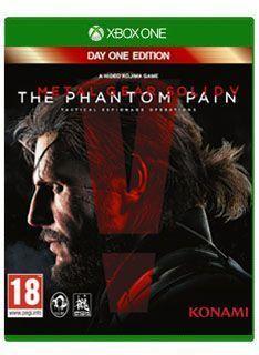 Konami Metal Gear Solid V: The Phantom Pain Day One Metal Gear Solid V: The Phantom Pain Product DetailsDay One Edition Includes: Adam-ska Special Silver personal ballistic shield Wetland Cardboard box Blue Urban Fatigues outfit Metal Gear Online XP bo http://www.MightGet.com/april-2017-1/konami-metal-gear-solid-v-the-phantom-pain-day-one.asp