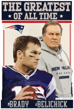 TB12 & Belichick!!! #Legendary #PatsNation