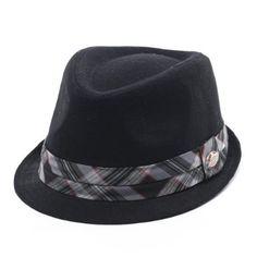 Dickies Men's Randall Fedora Hat: Amazon.com: Clothing