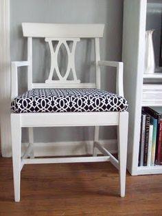 White chair redo