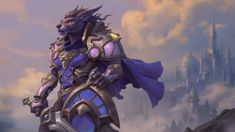 ArtStation - Ruthy The Dreamer - WoW Commission, Joseph Weston Cat Character, Character Design, Wolf Knight, World Of Warcraft Characters, Warcraft Art, Warcraft Funny, Werewolf Art, Night Elf, Time Painting