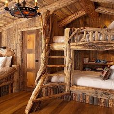 20 absolutely spectacular rustic bedrooms