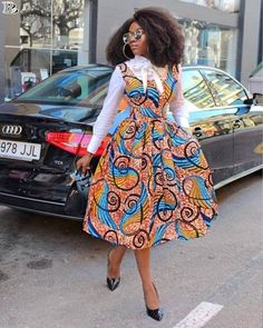 Hello here are the lovely ankara designs for the week all for your wedding occasions and other special events. Hello here are the lovely ankara designs for the week all for your wedding occasions and other special events. Latest African Fashion Dresses, African Dresses For Women, African Print Dresses, African Print Fashion, Africa Fashion, African Attire, African Wear, African Women, African Dress Styles