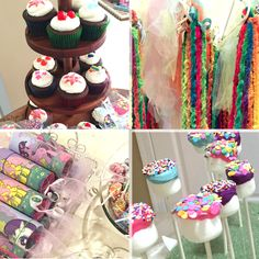 My Little Pony™ Party with fun and easy treats and activities ideas. My Little Pony Party, Marshmallow Pops, Sleepover Party, Baby Boy Shower, Activities For Kids, Birthday Parties, Party Ideas, Diy Crafts, Treats
