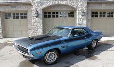 1970 Dodge Challenger, TA