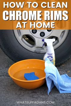 Car Cleaning Hacks, Deep Cleaning Tips, Toilet Cleaning, House Cleaning Tips, Diy Cleaning Products, Spring Cleaning, Cleaning Chrome, Car Hacks, How To Clean Chrome