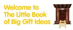 Introducing The Little Book of Big Gift Ideas!!     #poverty #illustration #development #change
