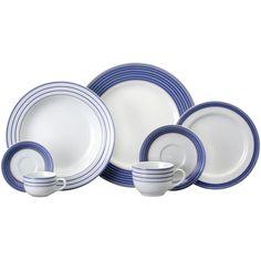 Conjunto de Jantar 30 Peças - 2265