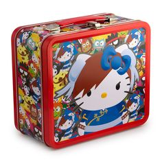 Hello Kitty Streetfighter Chun Li Lunchbox - VIEW ALL - Sale