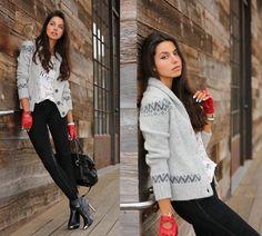 модные луки осень