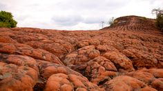 the red rocks of Liming, Yunnan
