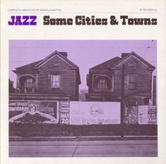 Jazz: Some Cities & Towns [CD]