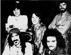 Grand Funk Railroad with Frank Zappa