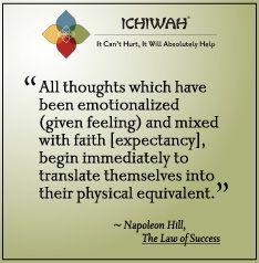 Napoleon Hill quote, from The Law of Success