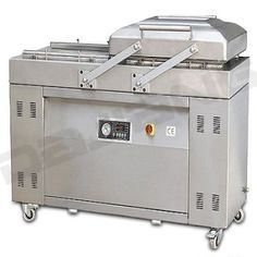 DZ-500-2SB DOUBLE CHAMBER VACUUM PACKAGING MACHINE Vacuum Packaging Machine, Packaging Machinery, Washing Machine, Vacuums, Home Appliances, House Appliances, Domestic Appliances, Vacuum Cleaners